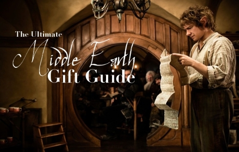 The Ultimate Middle Earth Christmas Gift Guide 2012 - for all Lord of the Rings fans