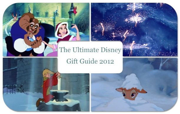 The ultimate disney geeky holiday gift guide 2012 - shopping for your friends got a lot easier!