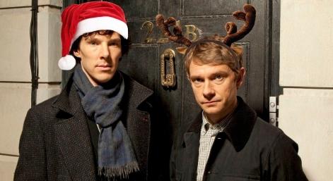 bbc sherlock inspired holiday carols