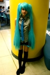 The adorable Pikachu has a sister - an adorable Hatsune Miku!!