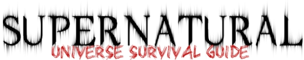 Supernatural Universe Survival Guide