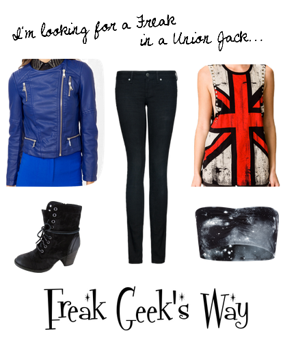Doctor Who: Freak Geek's Way