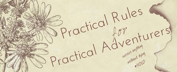 practical rules for practical adventurers