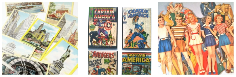 Captain America Fourth of July Party Decor Ideas