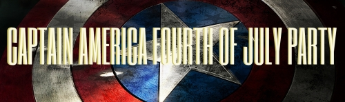 Captain America 4th of July party planning guide