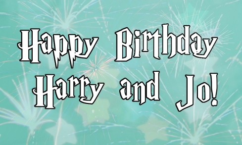 Happy Birthday Harry & Jo