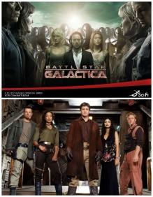 firefly vs battlestar galactica