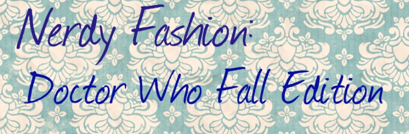 fall outfits inspired by doctor who